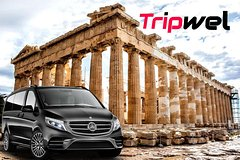 Athens Airport Private Transfer to Athens City Best Price Arrival or Departure