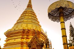 Amazing Private Tour To Doi Suthep Temple And Bua Tong Sticky Waterfalls