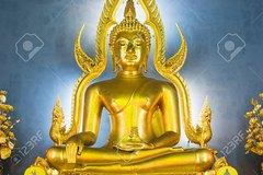 Bangkok Half Day City Tour (Golden BuddhaMarble Temple)  Guide  Transfer