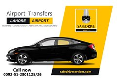 Lahore Airport Transfers