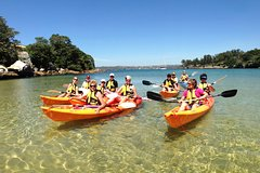 3 Beaches Kayak Tour with Lunch - 4 Hours
