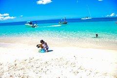 Grand Anse, Morne Rouge Beach, Magazine Beach Trip.