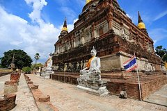 Auyuttaya One Day Tour in Thailand (Grand Paul or White Orchid)