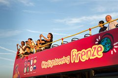 Florence City Hop-on Hop-off Tour