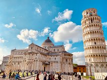 Pisa Morning & The Leaning Tower Half Day Excursion