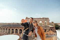 Private Verona Arena Skip the Line & Cultural Gems Tour