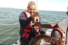 1 day Fishing on Lake Victoria and Wildlife tour