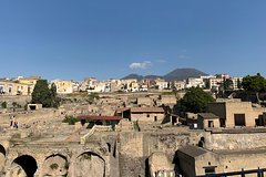 Pompeii & Herculaneum w/ Lunch and Wine Tasting