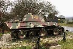 Battle of the Bulge from Amsterdam
