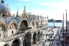 St Mark's Square Express: Guided Tour to its Top Sights