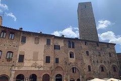 Siena, San Gimignano, Monteriggioni & Chianti