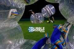 Bubble Football in Milan