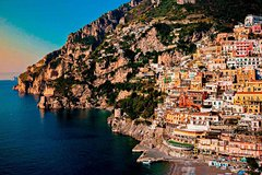 Amalfi Coast in a group from Naples