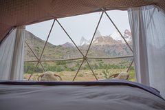 3-Day Eco-Lodge Trekking Tour at Los Glaciares National Park from El Chalten
