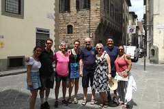 Tasty Florence Street Food Tour with Guided Sightseeing of the City Center