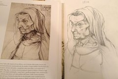 Painting and sketching around rome, small group walking tour