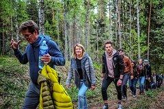 One-day Hiking tour in Aukštaitija National Park, Lithuania