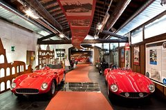 Mille Miglia Museum & Brescia private guided tour