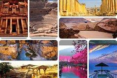 9-days Trip Around Over Jordan