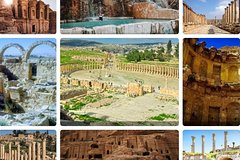 3-Days Petra, Wadi Rum, Aqaba, Dead Sea, Round Trip From Amman Or Airport