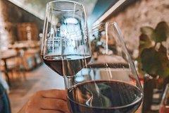 Happy hour wine tour Roma