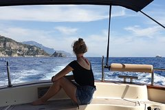 Premium Capri Boat Tour From Sorrento Max 7 People