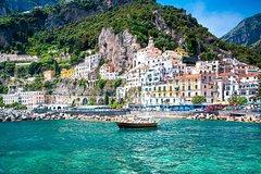 Positano, Amalfi & Ravello Private Tour with Minivan
