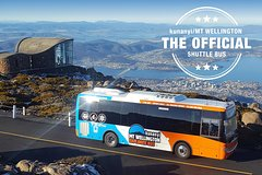 kunanyi/Mt Wellington Explorer Bus - 2 Hour Return Tour