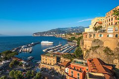 Sorrento & Amalfi Drive guided tour from Amalfi Coast - small group tou
