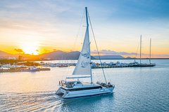 Small-Group Afternoon Cairns City Tour with Harbour Dinner Cruise
