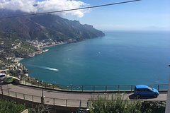 Excursion to the Amalfi coast from Sorrento