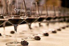 Wine & Chocolate experience at Capurso Winery