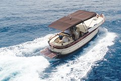Amalfi private boat tour (7/8 hours) from Positano