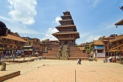 Full-Day Tour of Kathmandu Valley's UNESCO World Heritage Sites