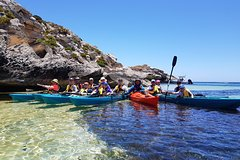 Rottnest Glass Bottom Kayaking Tour
