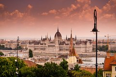 Private Transfer from Venice to Budapest - English-speaking driver