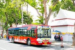 Bangkok Hop on Hop off Bus Tour by Giants City Tour Bangkok Sightseeing Tour