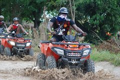 ATV Tour - Visit Macao Beach and River Cave