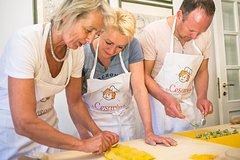 Share your Pasta Love: Small group Pasta and Tiramisu class in Positano