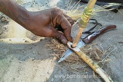Bush Craft Course in Mlawula Nature Reserve