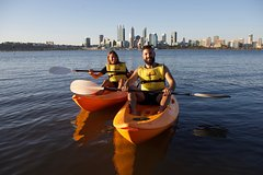 Single Kayak Hire Perth City