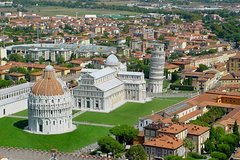 Guided Tour of Pisa from Florence by Train
