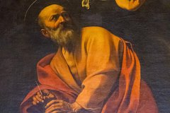 Raphael & Caravaggio Guided Walking Tour & Aperitivo