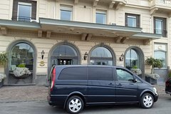 Private Transfer from Sorrento to Rome with English Speaking Driver