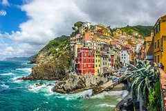 Private trip to Cinque Terre from Florence (10 h)
