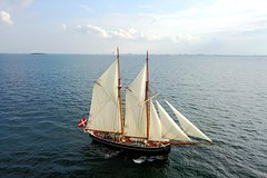 Sailing Cruises out of Copenhagen Harbour - Run up the sails with the crew