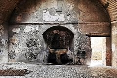 Two-hour guided tour of Herculaneum with an Archaeologist