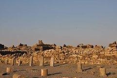 East (Desert Castles, Umm El Jimal)
