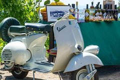 Rome Vespa Food Tour with driver 4 hours