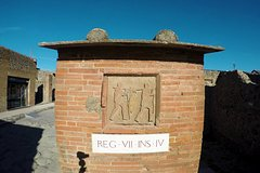 Pompeii, Herculaneum and Local wine tour from SORRENTO